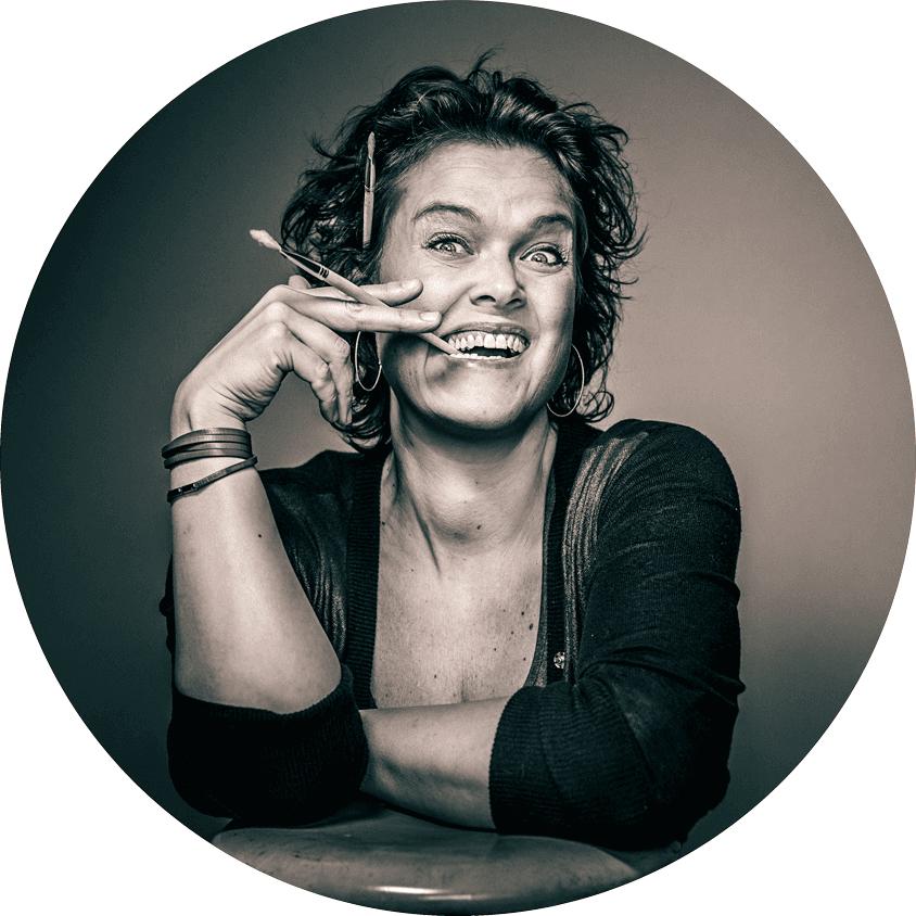 Anja Gram portrait