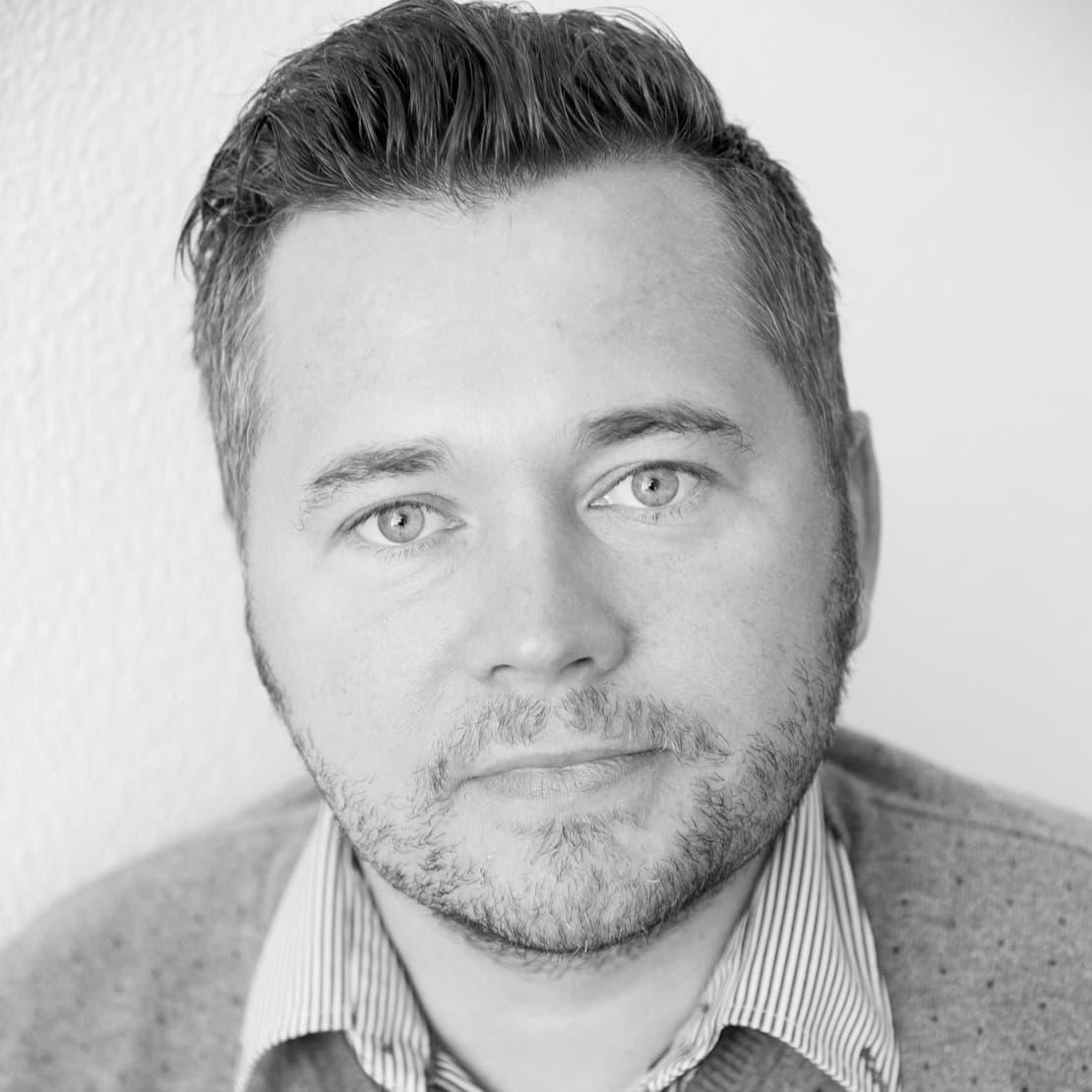 Mikkel Milsgaard portrait