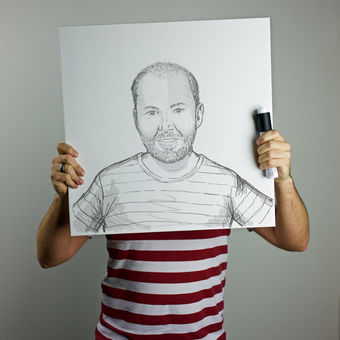 Søren Juhl portrait