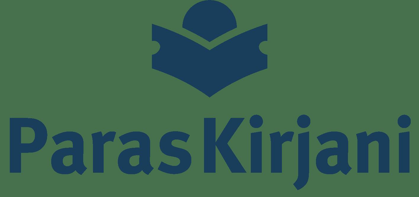 Paras Kirjani logo