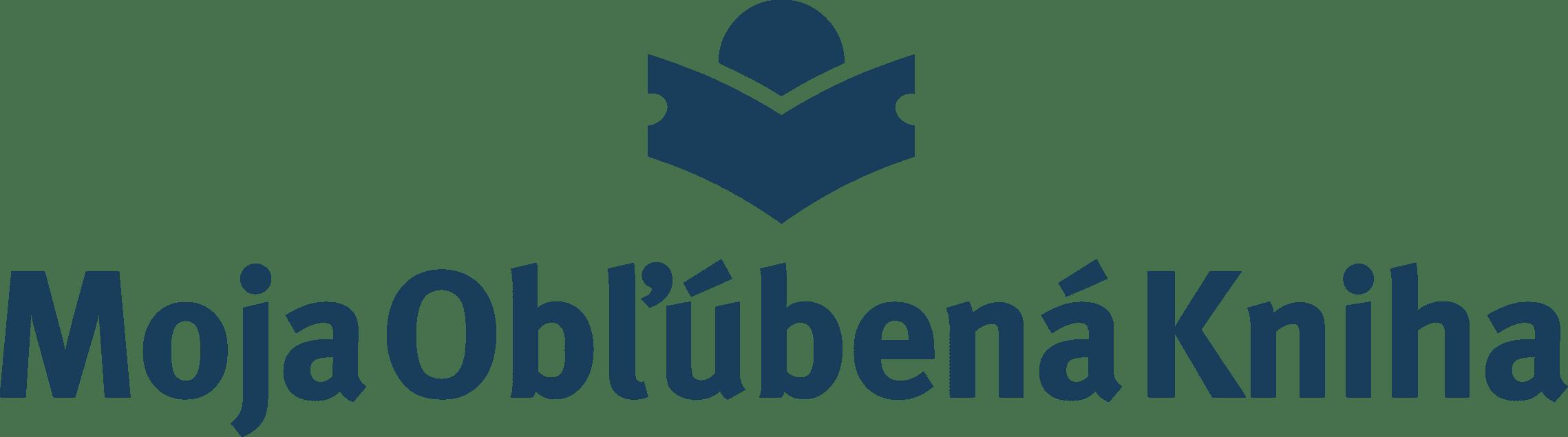 Moja Obľúbená Kniha logo