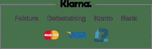 Betala med Klarna checkout